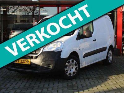 tweedehands Peugeot Partner 120 1.6 BlueHDi 75 L1 XR,57000km!,trekhaak,cruise-