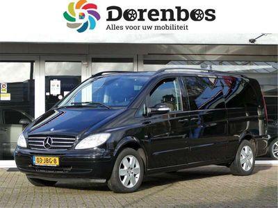 tweedehands Mercedes Viano 3.0 CDI Ambiente Extra Lang ( 16.750,- incl. BTW ) VIP uitvoering