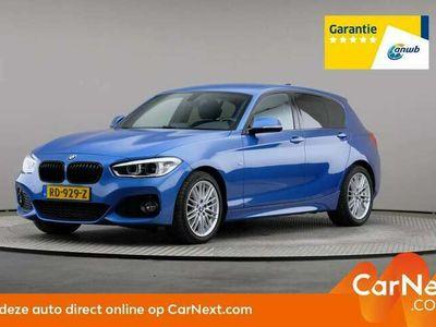 tweedehands BMW 118 M-Sport Executive, Automaat, LED, Navigatie