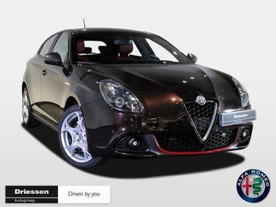 tweedehands Alfa Romeo Giulietta 1.4 Turbo MA 170pk TCT Super Aut. (Leder - 18'' ve