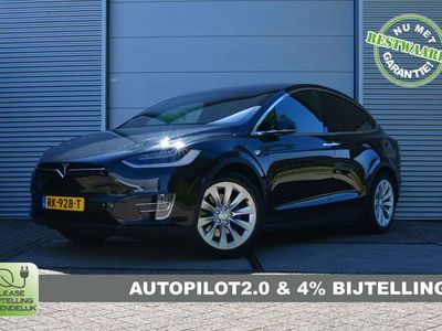tweedehands Tesla Model X 75D (4x4) AutoPilot2.0+FSD 65.288ex
