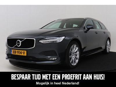 tweedehands Volvo V90 T4 190PK AUT - LEER|TREKHAAK|STANKACHEL