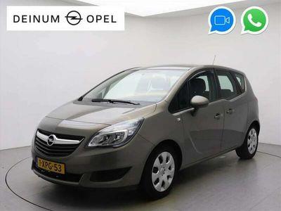 tweedehands Opel Meriva 1.4i 16V Berlin 100pk Airco | Parkeersensoren | Cruise Control