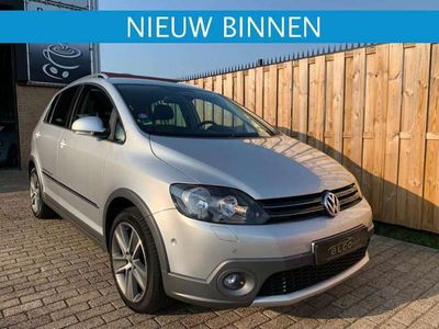 tweedehands VW Golf Plus Cross 1.4 TSI 122pk/ Navi/Trekhaak
