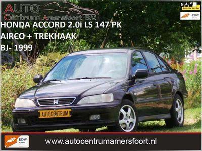 tweedehands Honda Accord 2.0i LS (AIRCO + INRUIL MOGELIJK )