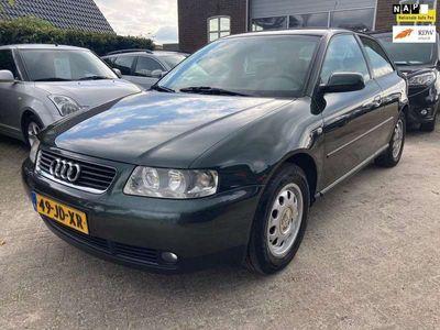 tweedehands Audi A3 1.6 Attraction Bj 2002 inruil mogelijk