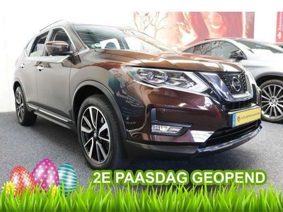 tweedehands Nissan X-Trail 1.6 DIG-T N-Connecta 7persoons. LEDER NAVIGATIE PA