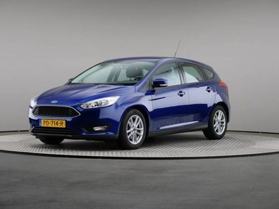 tweedehands Ford Focus 1.0 EcoBoost Lease Edition, Airconditioning, Navigatie