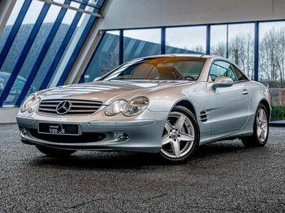tweedehands Mercedes SL500 Origineel NL