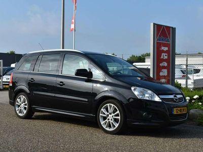 tweedehands Opel Zafira 1.8 Cosmo | Airco | Lederen Bekleding | Lichtmetal