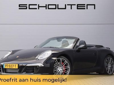 tweedehands Porsche 991 991 3.8 SAut. Sportchrono Camera 20''