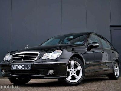 tweedehands Mercedes C200 K. Avantgarde | automaat |NL auto | trekhaak |
