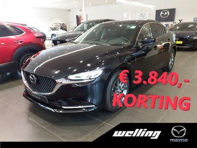 tweedehands Mazda 6 165PK Aut. | Comfort Plus | !! EINDEJAARSACTIE WELLING !! | ***€ 3.840,- Korting!***