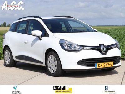 tweedehands Renault Clio 1.5 dCi Airco Trekhaak PDC