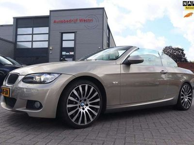 tweedehands BMW 330 Cabriolet 330i High Executive | Luxe Leder | Adaptiev