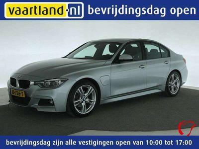 tweedehands BMW 330e 330M-pakket Aut. [ Navi Led Leder ] Ex BTW