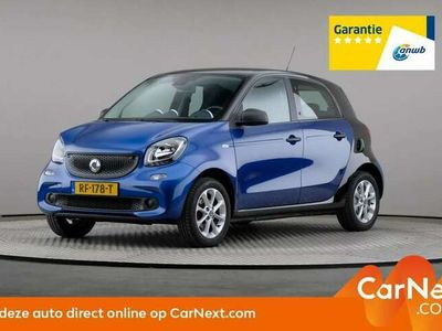 tweedehands Smart ForFour Pure, Airconditioning