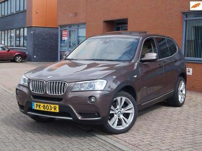 tweedehands BMW X3 XDrive35d High Executive | Pano | MOTOR TIKT