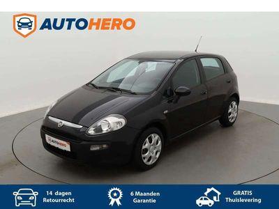 tweedehands Fiat Punto Evo 1.2 Active SH78989 | 5-deurs | Airco | Dealer onde