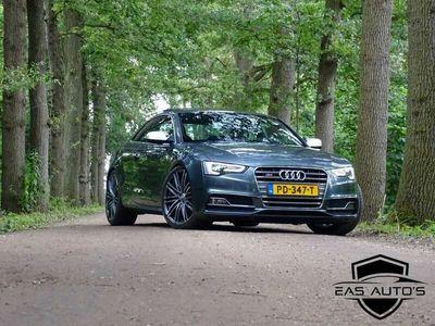 tweedehands Audi S5 S5 Coupé 3.0 TFSIquattro Pro Line | PANO-DAK | NA