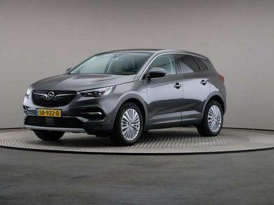 tweedehands Opel Grandland X 1.6 CDTI 120PK Business Executive, Automaat, Leder, Panoramadak