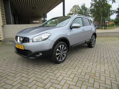 tweedehands Nissan Qashqai 1.6 Connect Edition [ panodak,fm navi,ecc,lmv,camera ]