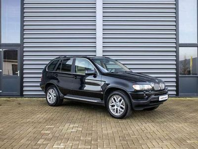 tweedehands BMW X5 4.4 V8 2e eig/Navi/Leer/Sportstoel/Garantie/BTW