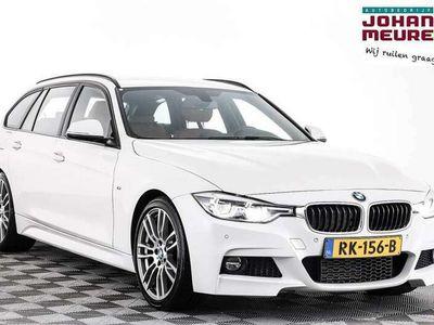 tweedehands BMW 330 3-SERIE Touring d High Executive Automaat   LEDER   NAVI   Trekhaak   1e Eigenaar -A.S. ZONDAG OPEN!!