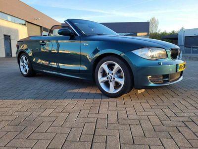 tweedehands BMW 125 Cabriolet