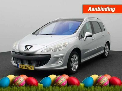 tweedehands Peugeot 308 1.6 VTI 120PK Blue Lease Clima / Pano / Pdc