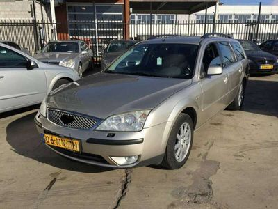 tweedehands Ford Mondeo Wagon 2.0-16V First Ed.