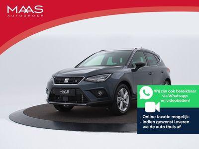 tweedehands Seat Arona 1.0 Tsi 116pk DSG FR | Navigatie | Clima | P-Sensoren | Led Koplampen | 2+3 Garantie t/m 29-10-2024 of 100.000km