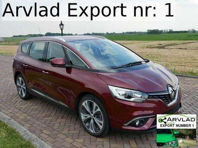 tweedehands Renault Grand Scénic Scenic 10499***2017**7 Pers**104 Co21.5 dCi