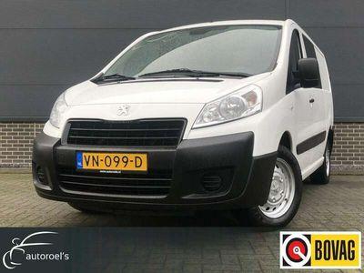 tweedehands Peugeot Expert  229 2.0 HDI L2H2 / 128 PK / 6 Persoons / 1e Eigenaar / NED-Expert / Parkeersensoren
