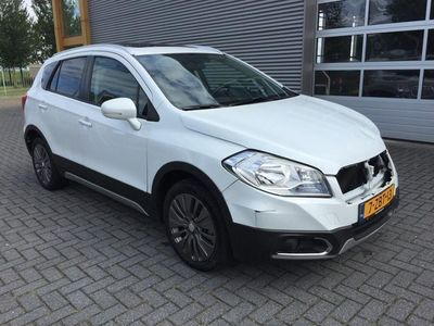 tweedehands Suzuki SX4 S-Cross 1.6 DDIS EXCLUSIVE Panoramadak / Navigatie