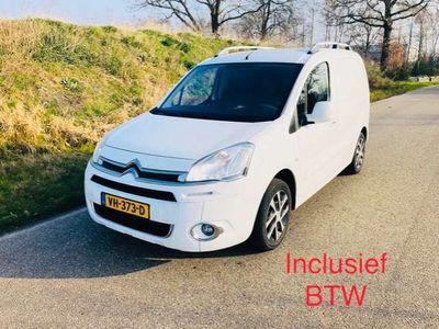 tweedehands Citroën Berlingo 1.6 e-HDI comfort Automaat. Prijs is incl BTW