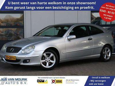 tweedehands Mercedes C220 Sportcoupé CDI   Automaat   Navigatie   Cruise con
