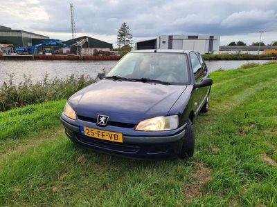tweedehands Peugeot 106 1.5 Accent D