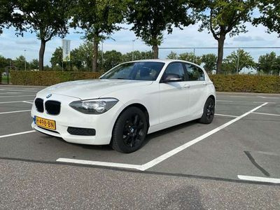 tweedehands BMW 114 F20 | 210 PK | 5D | 93dKM | stoelverwarming