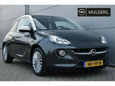 tweedehands Opel Adam 1.0 Turbo Glam Favourite Leder / Lichtmetaal / Rij