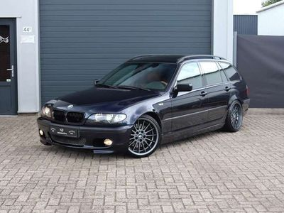 tweedehands BMW 330 330 i Touring E46 - M Pack - Individual - One Of!