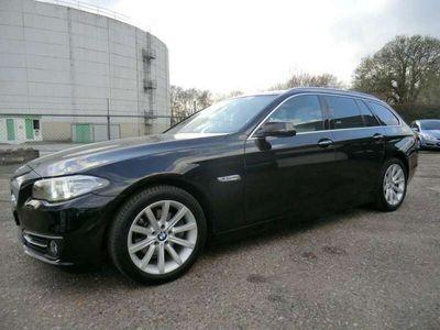 tweedehands BMW 520 520 Touring d Luxury Edition Modern Automaat