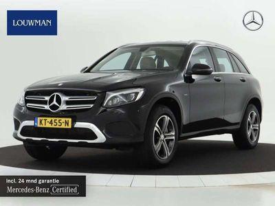 tweedehands Mercedes GLC350 e 4MATIC Exclusive-line | Keyles go | chroom pakke