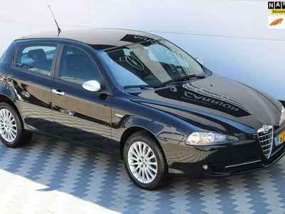 tweedehands Alfa Romeo 147 1.6 T.Spark Clima Leer Nwe-Distributie NAP !!