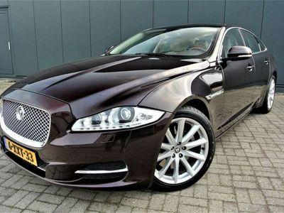 tweedehands Jaguar XJ 3.0 V6D Premium Luxury NIEUWSTAAT Panoramadak Lede