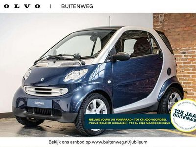 tweedehands Smart ForTwo Coupé 0.7 pure | Airconditioning | Radio-CD speler