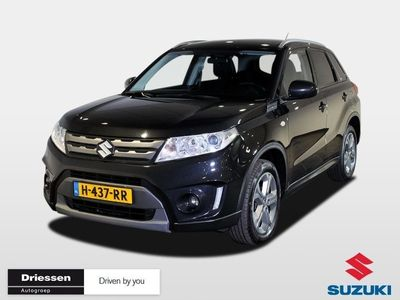 tweedehands Suzuki Vitara 1.6 Exclusive (Navigatie - Cruise Control - Achteruitrijcamera)