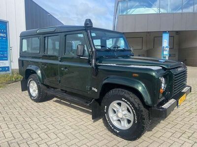 tweedehands Land Rover Defender 2.5 110 Td5 County AIRCO / ABS ! / 9 PERSOONS