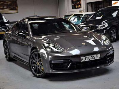 tweedehands Porsche Panamera Turbo 4.0 V8 * S* E-Hybride Navi|681pk!!|Night-Visi