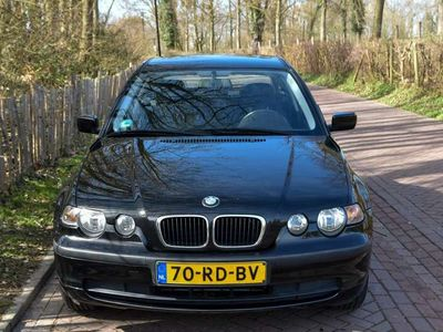tweedehands BMW 316 Compact ti Black&Silver